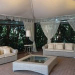 Pavillon der Entspannung