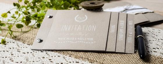 RS1095_Einladung Hochzeit Naturpapier Marisa und Mikosch – carinokarten-lpr
